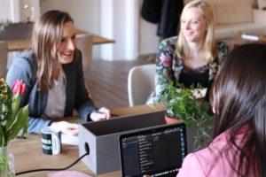 L'entrepreneuriat féminin vu par Lo and Co