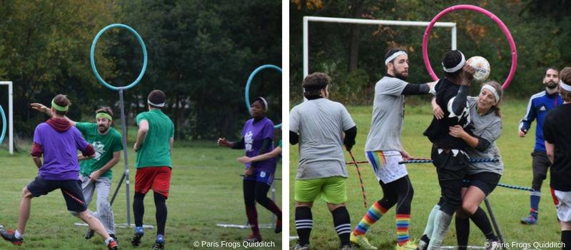 #J'AITESTÉ : un cours de Quidditch !