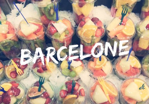 24h à Barcelone