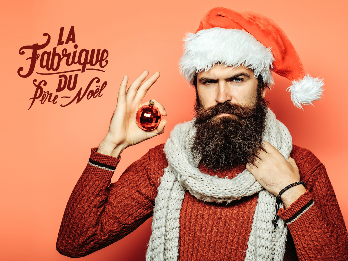 Coming soon ! La Fabrique du Père Noël
