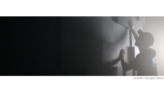 #J'AITESTÉ : L'escape game dans le noir … La Boîte !