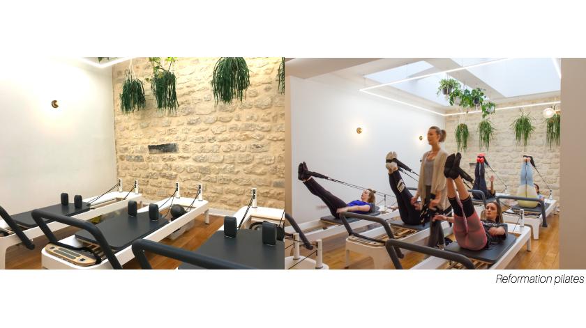 #Jaitesté : le studio Reformation Pilates