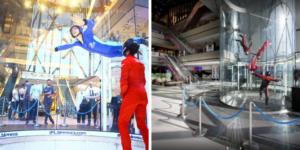 #J'AITESTÉ : la chute libre indoor avec casque de réalité virtuelle chez iFLY Paris