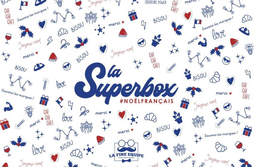 La SUPERBOX by La Fine Équipe : le cadeau qu'il te faut
